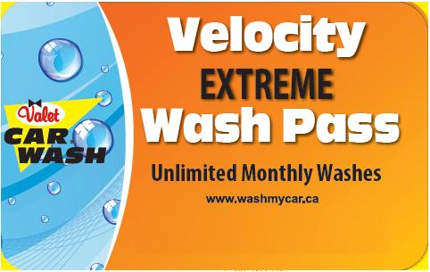 velocity unlimited car wash pass valet car wash chatham