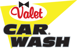 Valet Car Wash Logo
