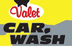 Valet Car Wash Logo