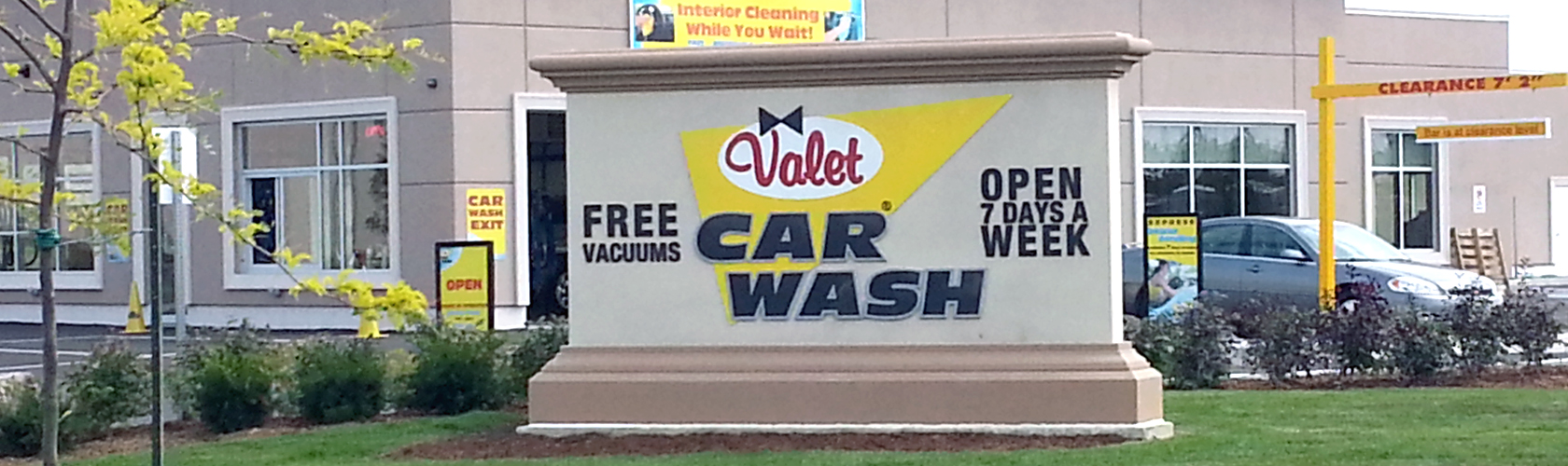 Valet Car Wash – St  Catharines